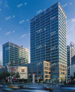 در ساختمان تجارت جهانی رویفِنگ واقع در هانژوآ کشور چین در سال 2011 میلادی از مقاطع مستطیلی فولادی استفاده شد.